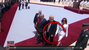 Body language expert shares prediction about the fate of Melania and Donald Trump's marriage