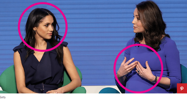 Body Language Experts Analyze Meghan Markle and Kate Middleton's Friendship