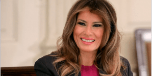 Melania Trump Is Getting Her Own Wax Figure & There's No Way This Is A Bad Idea